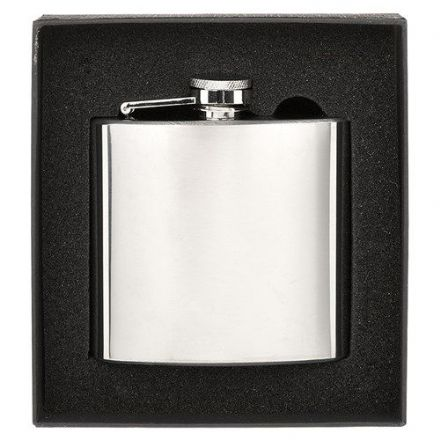Hip Flask, Stainless Steel 5oz